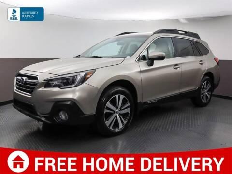 2018 Subaru Outback for sale at Florida Fine Cars - West Palm Beach in West Palm Beach FL
