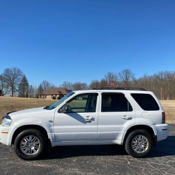 2007 Mercury Mariner for sale at CarZip in Indianapolis IN