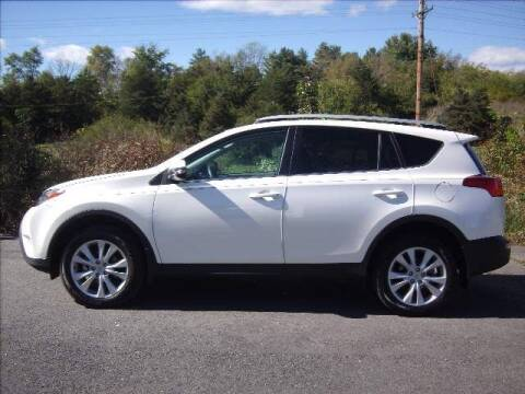 2013 Toyota RAV4 for sale at Broadway Motors LLC in Broadway VA