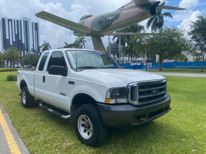 2003 Ford F-250 Super Duty for sale at BIG BOY DIESELS in Ft Lauderdale FL