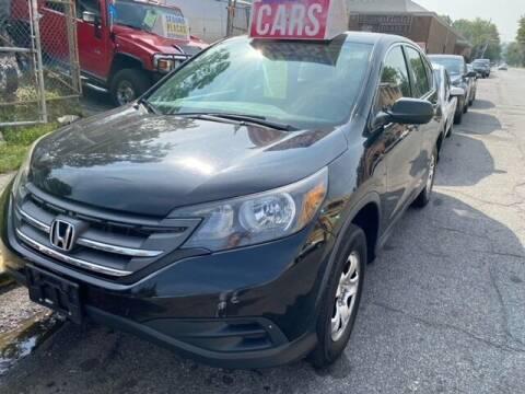 2013 Honda CR-V for sale at Drive Deleon in Yonkers NY