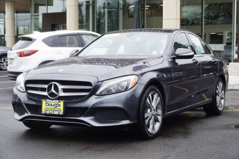2015 Mercedes-Benz C-Class for sale at Jeremy Sells Hyundai in Edmunds WA