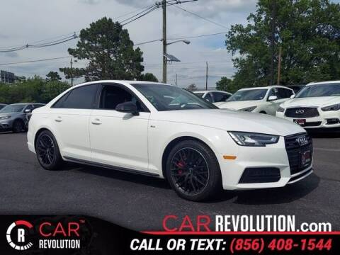 2018 Audi A4 for sale at Car Revolution in Maple Shade NJ