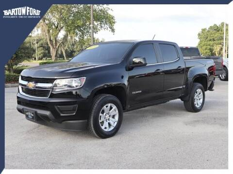 2019 Chevrolet Colorado for sale at BARTOW FORD CO. in Bartow FL