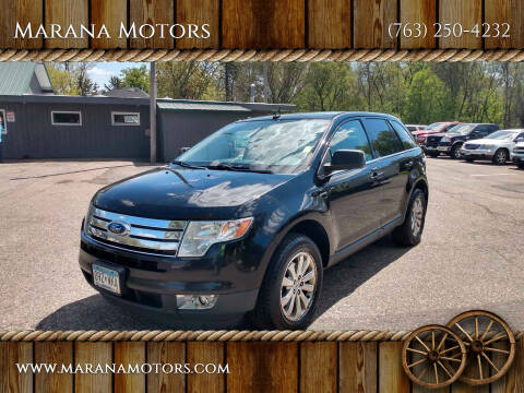 2009 Ford Edge for sale at Marana Motors in Princeton MN