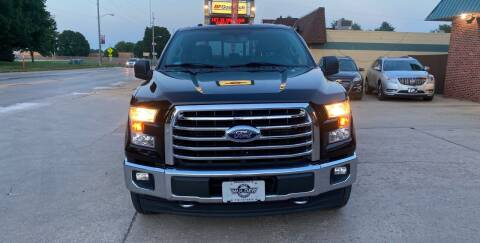 2017 Ford F-150 for sale at Mulder Auto Tire and Lube in Orange City IA