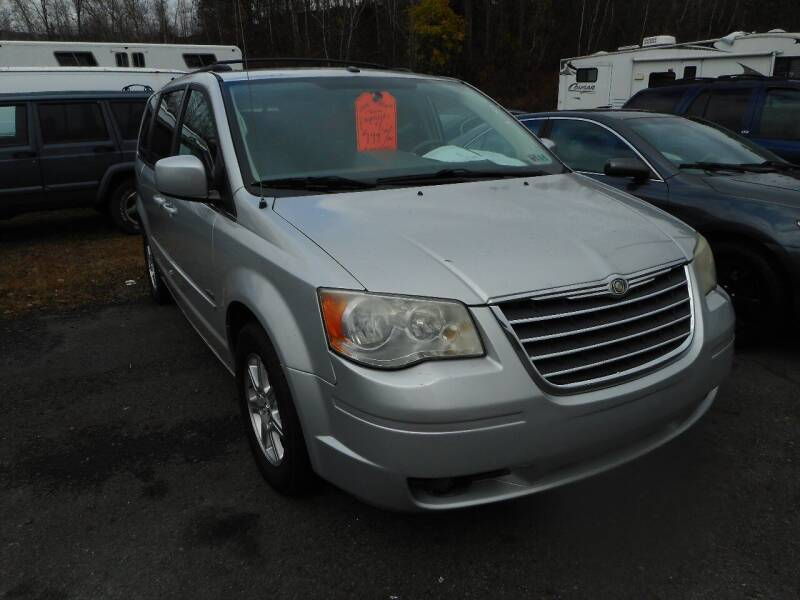 2008 Chrysler Town and Country for sale at Automotive Toy Store LLC in Mount Carmel PA