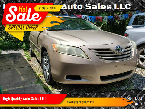 2007 Toyota Camry for sale at High Quality Auto Sales LLC in Bloomingdale NJ