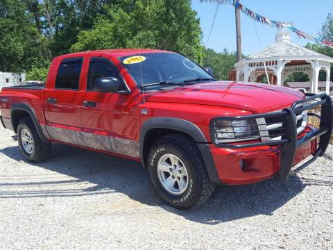 2011 RAM Dakota for sale at Jack Cooney's Auto Sales in Erie PA