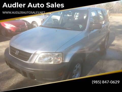 1999 Honda CR-V for sale at Audler Auto Sales in Slidell LA