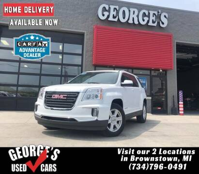 2016 GMC Terrain for sale at George's Used Cars - Pennsylvania & Allen in Brownstown MI