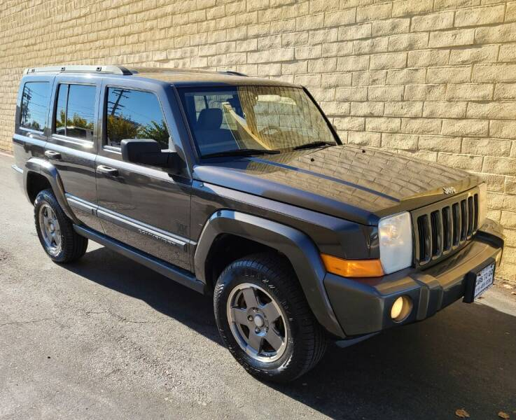 2006 Jeep Commander for sale at Cars To Go in Sacramento CA