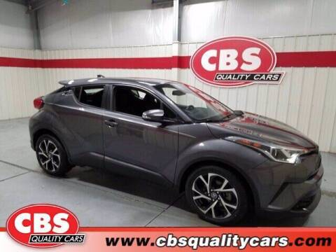 2018 Toyota C-HR for sale at CBS Quality Cars in Durham NC