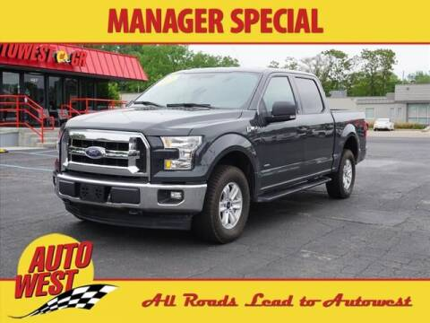 2017 Ford F-150 for sale at Autowest of GR in Grand Rapids MI