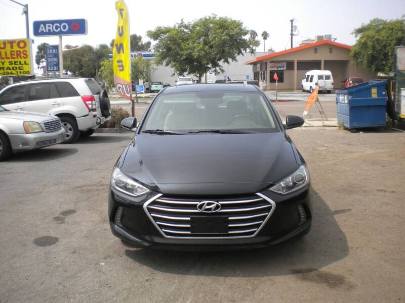 2017 Hyundai Elantra for sale at AUTO SELLERS INC in San Diego CA