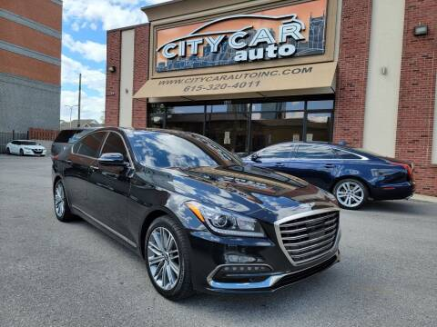 2018 Genesis G80 for sale at CITY CAR AUTO INC in Nashville TN