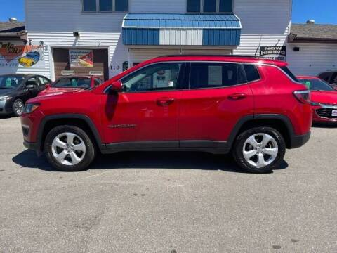 2018 Jeep Compass for sale at Twin City Motors in Grand Forks ND
