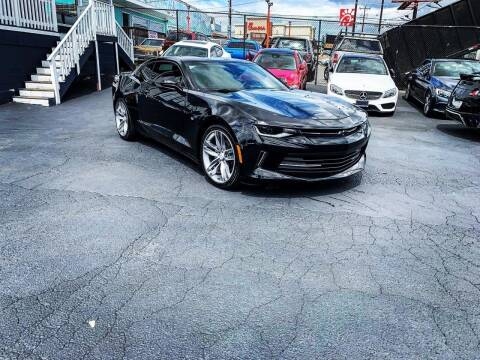 2017 Chevrolet Camaro for sale at First Union Auto in Seattle WA