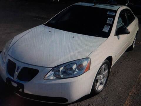 2008 Pontiac G6 for sale at Premium Motors in Rahway NJ