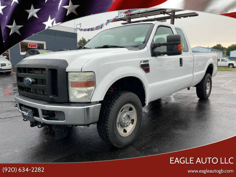2010 Ford F-350 Super Duty for sale at Eagle Auto LLC in Green Bay WI