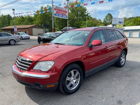 2007 Chrysler Pacifica for sale at INTERNATIONAL AUTO SALES LLC in Latrobe PA
