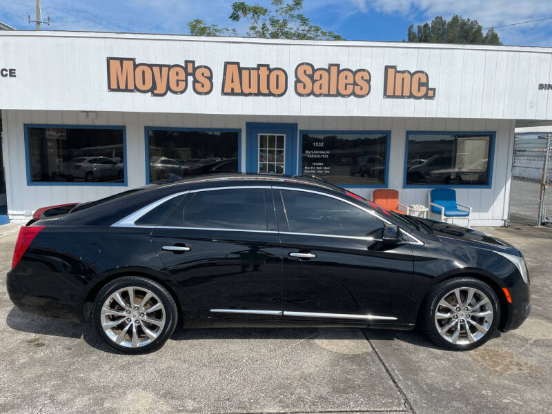 2014 Cadillac XTS for sale at Moye's Auto Sales Inc. in Leesburg FL