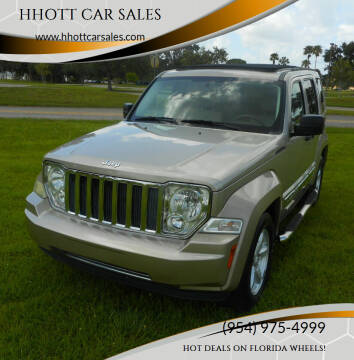 2011 Jeep Liberty for sale at HHOTT CAR SALES in Deerfield Beach FL