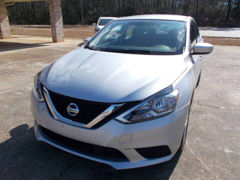 2019 Nissan Sentra for sale at Howell Buick GMC Nissan in Summit MS