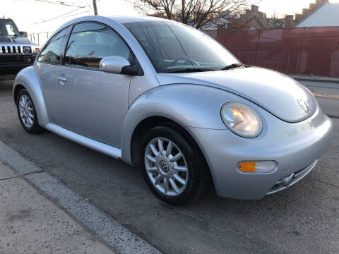 2005 Volkswagen New Beetle for sale at Deleon Mich Auto Sales in Yonkers NY