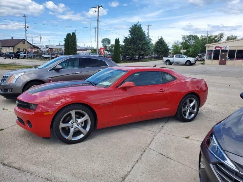 2012 Chevrolet Camaro for sale in Mt Pleasant, WI