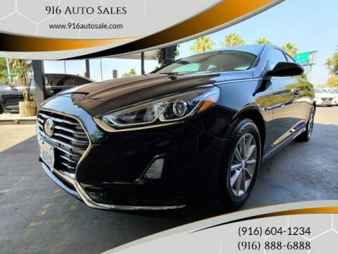 2018 Hyundai Sonata for sale at 916 Auto Sales in Sacramento CA