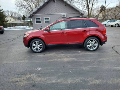 2013 Ford Edge for sale at Deals on Wheels in Oshkosh WI