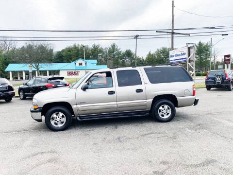2001 Chevrolet Suburban for sale at New Wave Auto of Vineland in Vineland NJ