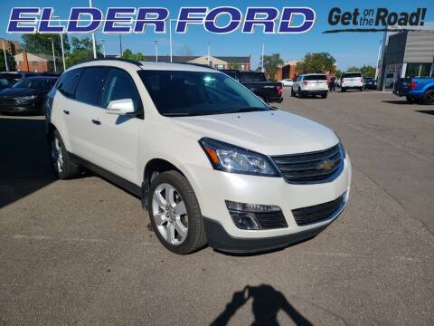 2017 Chevrolet Traverse for sale at Mr Intellectual Cars in Troy MI