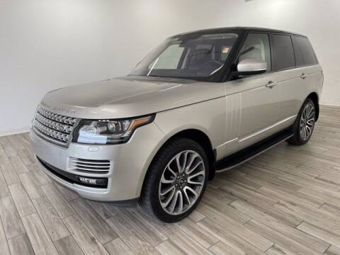 2016 Land Rover Range Rover for sale at TRAVERS GMT AUTO SALES - Traver GMT Auto Sales West in O Fallon MO