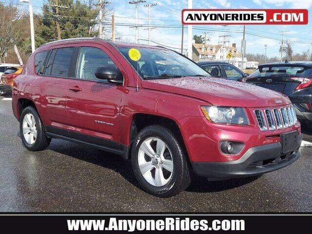 2016 Jeep Compass for sale at ANYONERIDES.COM in Kingsville MD