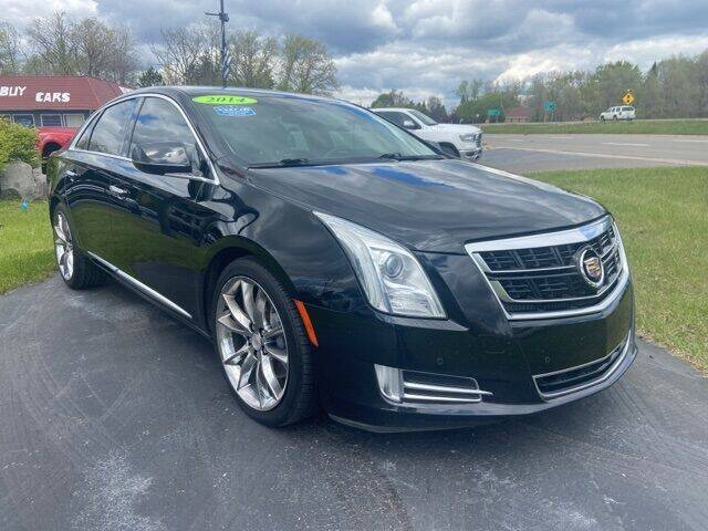 2014 Cadillac XTS for sale at Newcombs Auto Sales in Auburn Hills MI