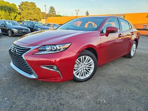 2017 Lexus ES 350 for sale at City Motors in Hayward CA