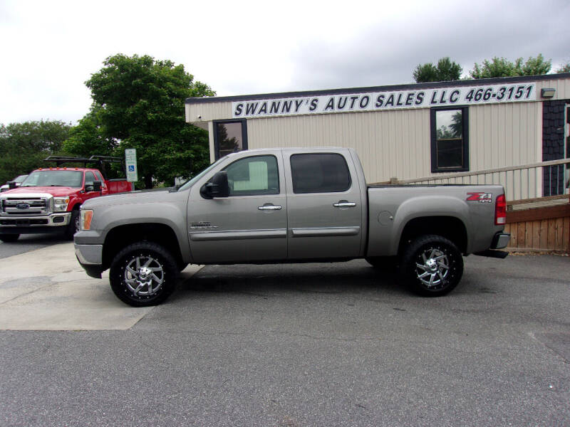 2012 GMC Sierra 1500 for sale at Swanny's Auto Sales in Newton NC