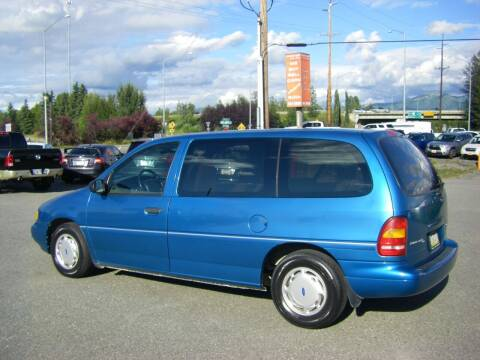 1996 Ford Windstar for sale at NORTHWEST AUTO SALES LLC in Anchorage AK