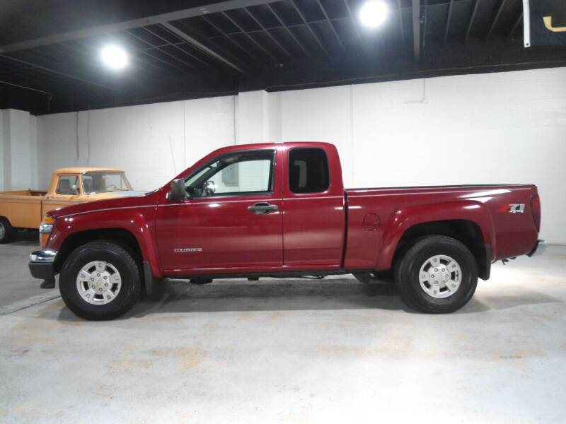 2005 Chevrolet Colorado for sale at Ohio Motor Cars in Parma OH