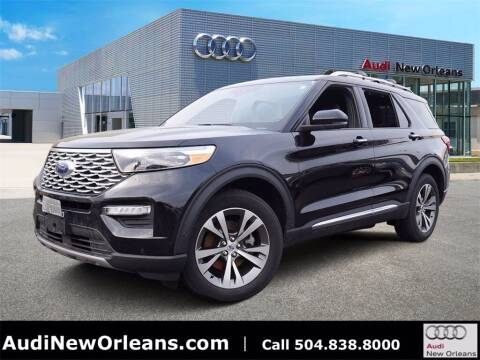 2020 Ford Explorer for sale at Metairie Preowned Superstore in Metairie LA