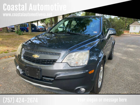 2013 Chevrolet Captiva Sport for sale at Coastal Automotive in Virginia Beach VA