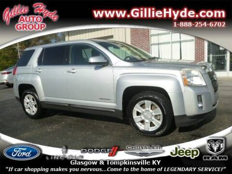 2012 GMC Terrain for sale at Gillie Hyde Auto Group in Glasgow KY