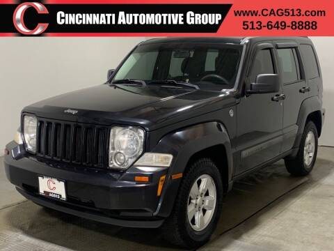 2010 Jeep Liberty for sale at Cincinnati Automotive Group in Lebanon OH