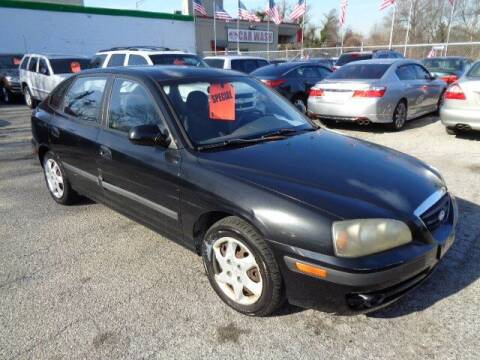 2006 Hyundai Elantra for sale at Kansas Car Finder in Valley Falls KS
