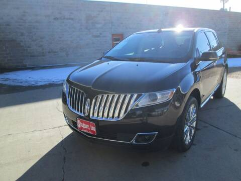 2013 Lincoln MKX for sale at Stagner INC in Lamar CO