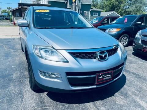 2007 Mazda CX-9 for sale at SHEFFIELD MOTORS INC in Kenosha WI