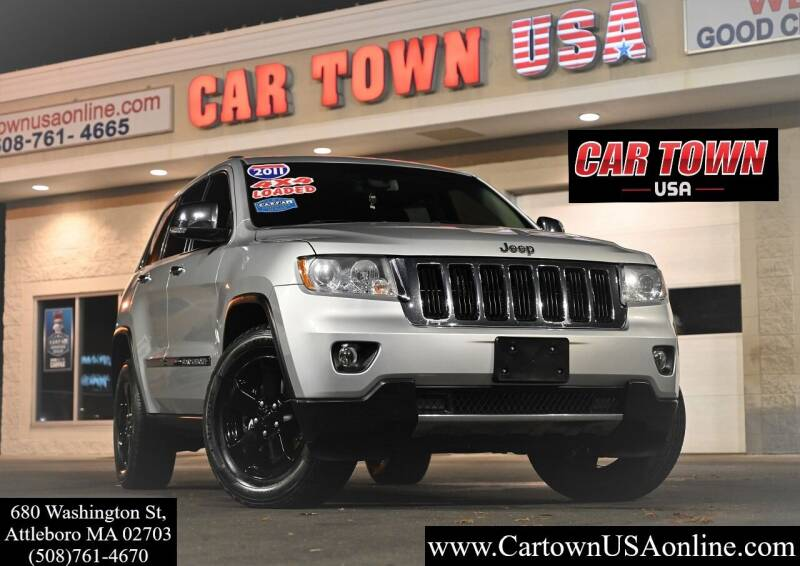 2011 Jeep Grand Cherokee for sale at Car Town USA in Attleboro MA