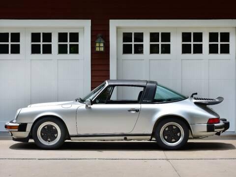 1987 Porsche 911 for sale at Ehrlich Motorwerks in Siloam Springs AR
